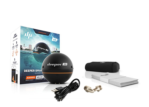 Deeper Smart Portable Fishfinder FLDP 05